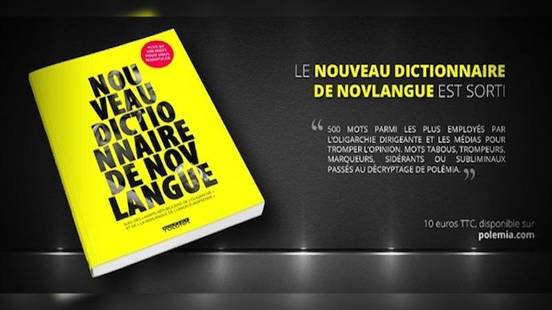 60 nouveaux mots de novlangue pour décrypter le politiquement correct