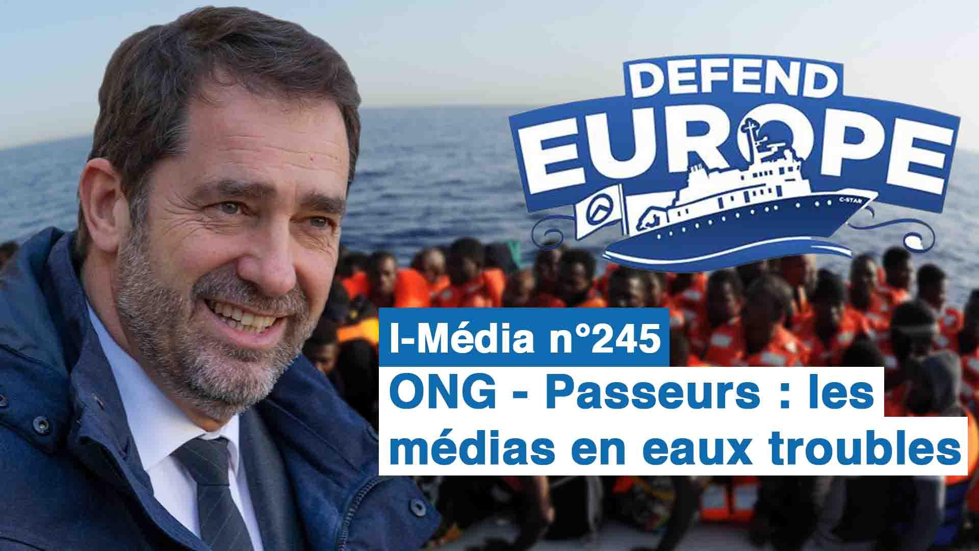 I-Média n°245 – ONG/Passeurs : les médias en eaux troubles