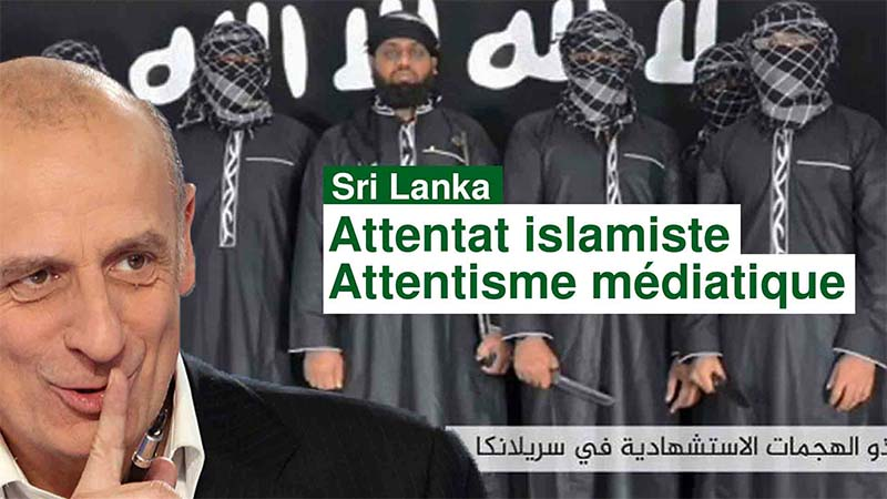 I-Média n°247 Sri Lanka. Attentat islamiste, attentisme médiatique