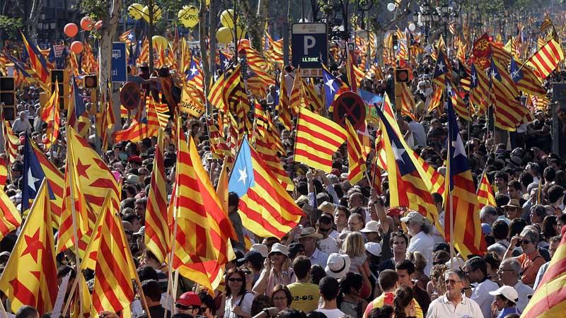 L'illégitimité historique du séparatisme catalan