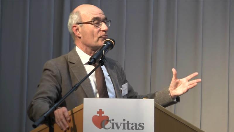 Jean-Yves Le Gallou - Les mensonges des médias sur le Grand Remplacement