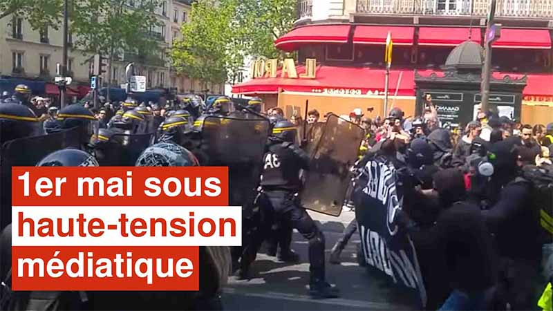 I-Média n°248 – 1er Mai sous haute-tension médiatique
