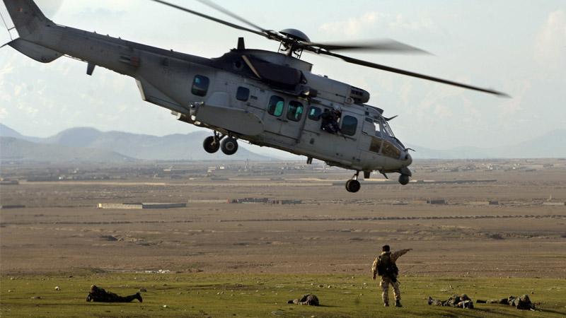 Un officier sur la libération des otages : « La zone était risquée »