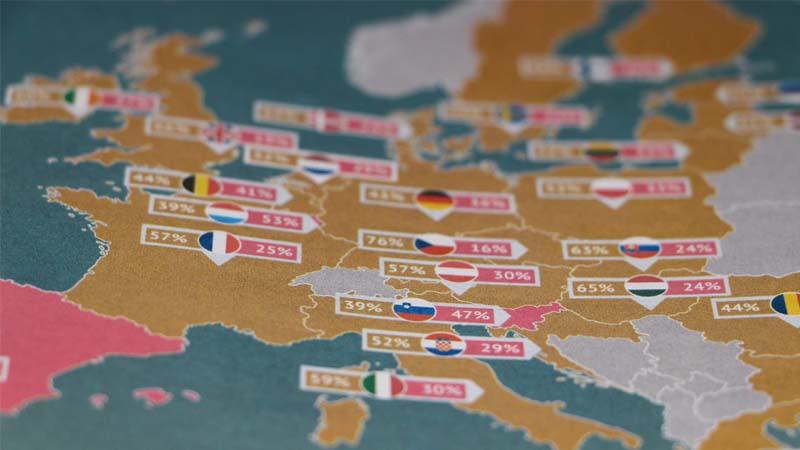 Sondage Project 28 : les Européens opposés à l'immigration !
