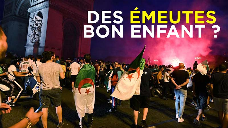 Finale de la CAN : la liste des violences « bon enfant »