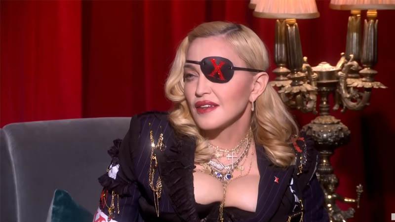 Madonna à l'Eurovision : musique, subversion et conditionnement