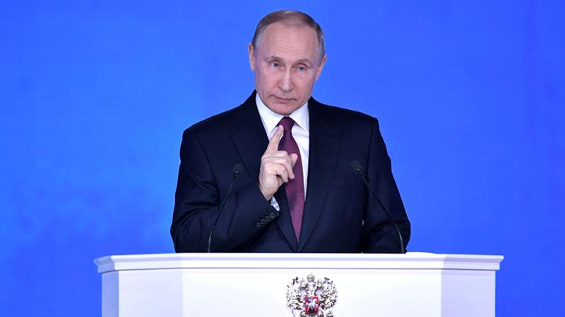 Vladimir Poutine attaque l'accueil des migrants : « Où sont les intérêts de la population autochtone ?»