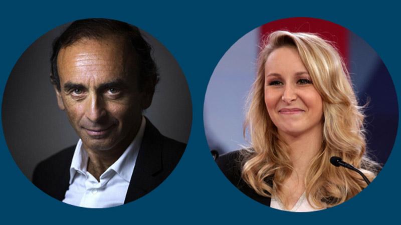 Convention de la droite. Marion Maréchal et Eric Zemmour : identité et conservatisme