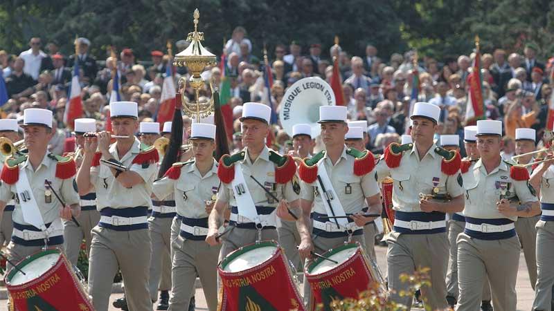 Hymne de France-Albanie, un couac qui aurait été évité... par des militaires !