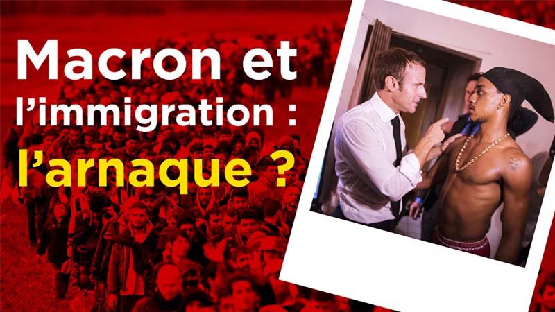 Macron sur l'immigration, économie et Proche-Orient… La revue de presse de Radio Courtoisie