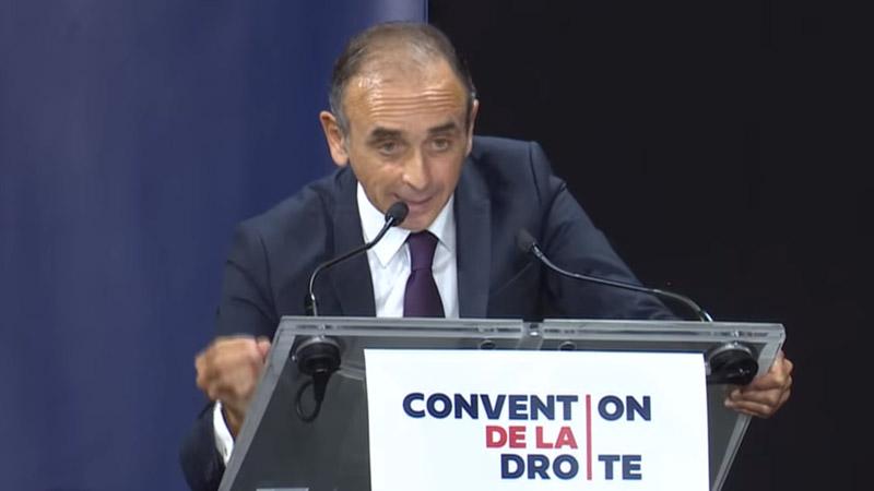 Eric Zemmour candidat à la présidentielle : vers le renouveau de la droite ?