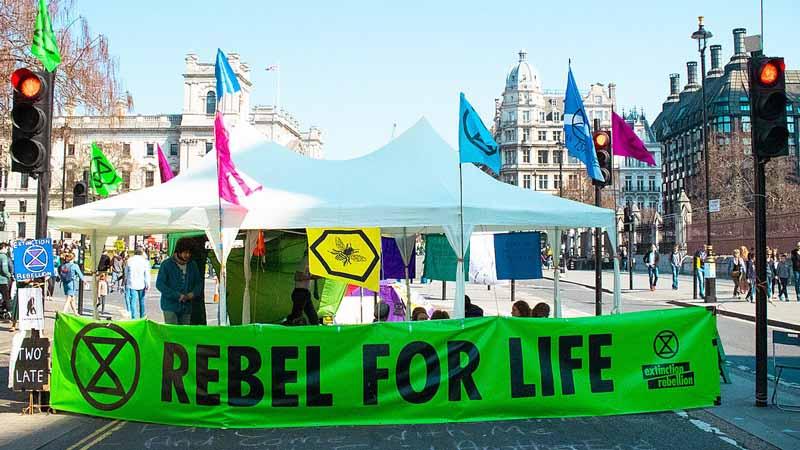 Greta Thunberg, Extinction Rebellion... Une révolution verte très bourgeoise