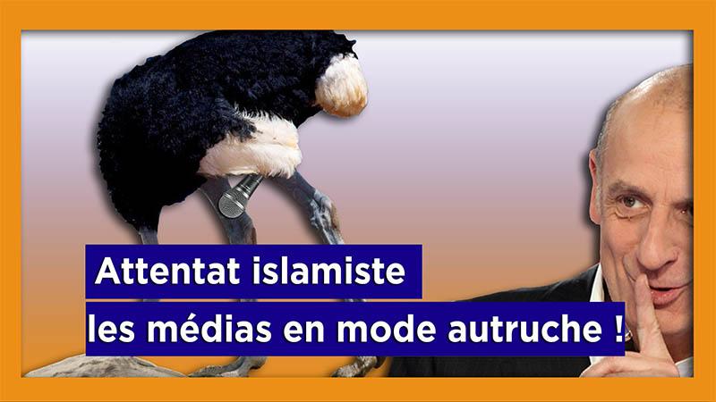 I-Média n°267 – Attentat islamiste à la préfecture : les médias en mode autruche !