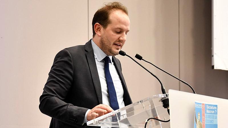 Forum de la Dissidence. Le succès de la Convention de la Droite – François de Voyer