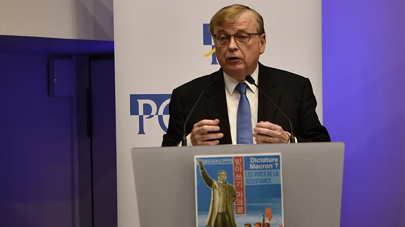 Forum de la Dissidence. Pourquoi la dictature ? - Michel Geoffroy