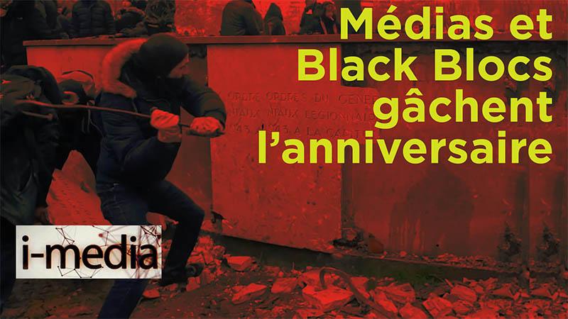 I-Média n° 273 : Gilets Jaunes. Médias et extrême gauche gâchent l'anniversaire