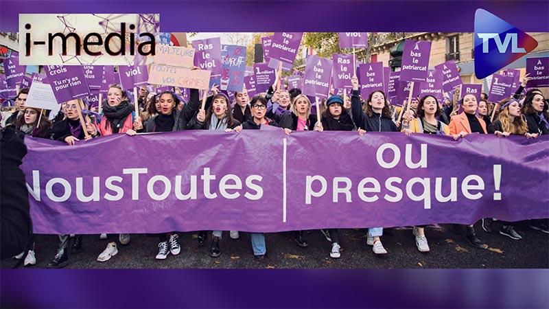 I-Média n°274 – #NousToutes … ou presque ! Des féministes de droite exclues de la manif