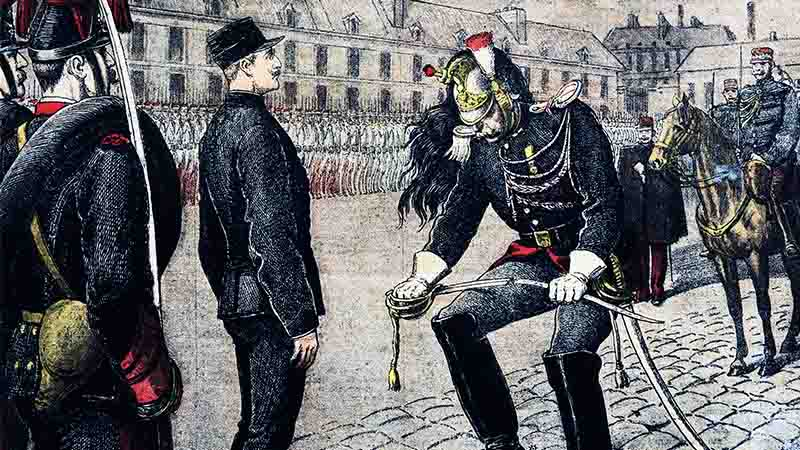 Polanski, Picquart et Dreyfus
