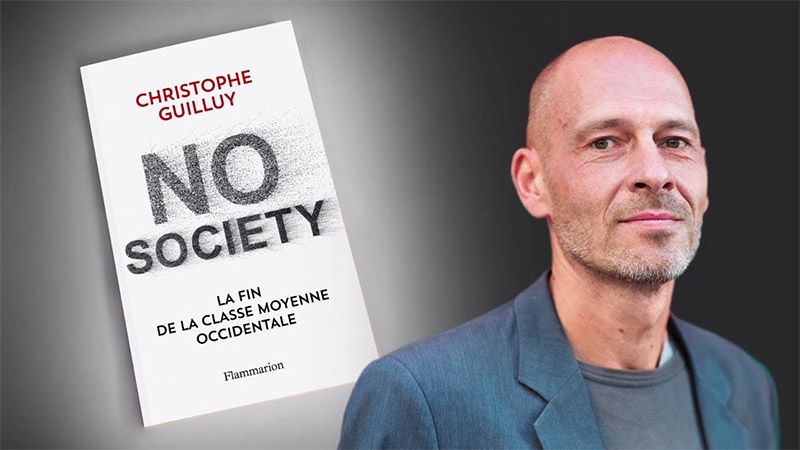 « No Society » : le constat implacable de Christophe Guilluy