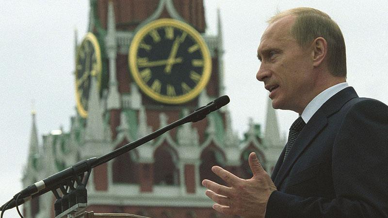 La Russie de Poutine, entre despotisme oriental et démocratie souveraine