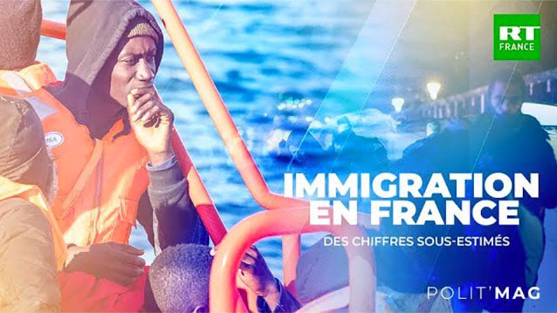 Immigration, des chiffres faux ? Le débat sur RT France avec Jean-Yves Le Gallou