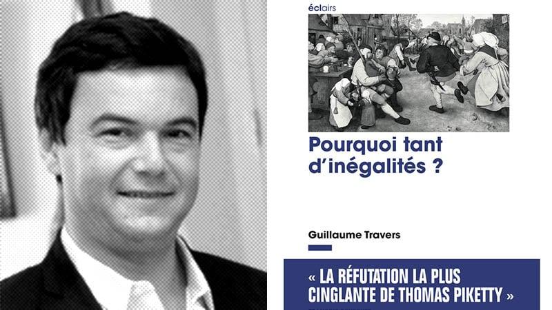 Les erreurs et les illusions idéologiques de Thomas Piketty dévoilées