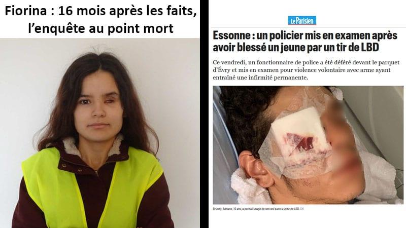 Fiorina et Adnane : selon que vous serez Français de souche ou Afro-musulman…