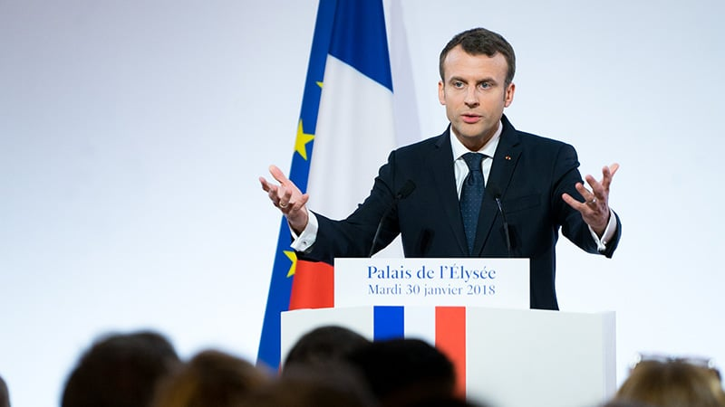 Macron positif au Covid-19 : enfin le virus se démocratise !