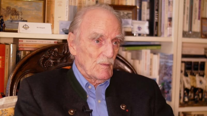 Hommage à Jean Raspail