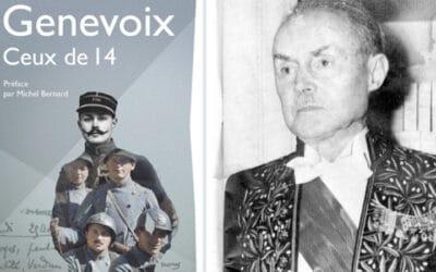 Maurice Genevoix au Panthéon : « Ceux de 14 », la mémoire de la Grande Guerre