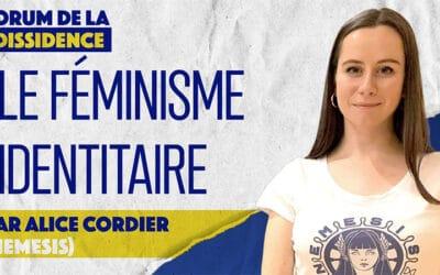 Pour protéger les femmes européennes : la remigration – Alice Cordier – VIe Forum de la Dissidence