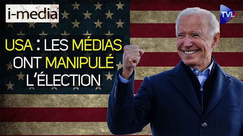 I-Média n°327 – USA : les médias ont manipulé l'élection