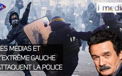 I-Média n°325 – Médias et extrême gauche attaquent la police