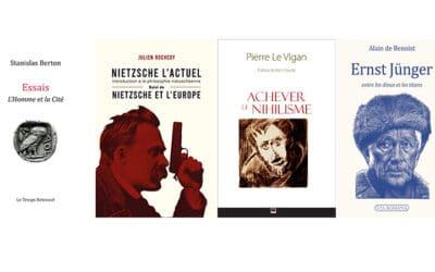 Quatre livres, une question : comment se libérer de la tyrannie des «valeurs»?