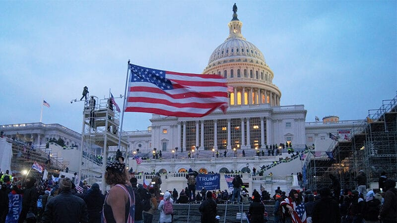 USA : les GAFA, Donald Trump et les oies du Capitole