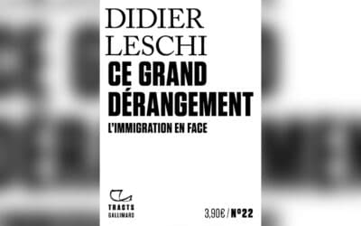 « Ce grand dérangement », l'immigration en France vue par Didier Leschi