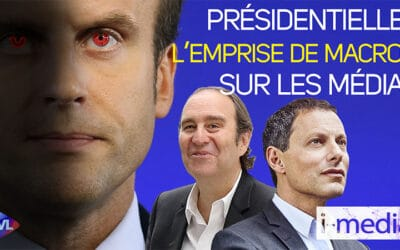 I-Média n°340 – Présidentielle : l'emprise de Macron sur les médias