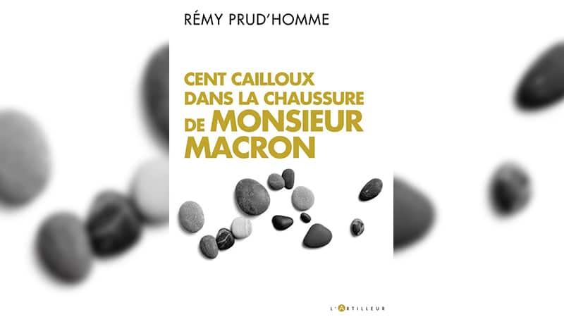 Rémy Prud'homme, l'homme qui sème « cent cailloux » dans la chaussure de Macron