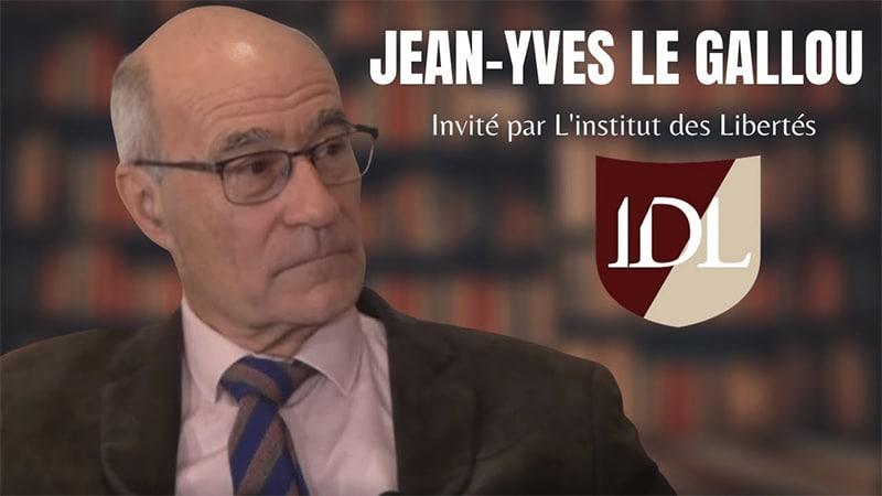 Le terrorisme intellectuel pour bâillonner le peuple – Jean-Yves Le Gallou et Charles Gave