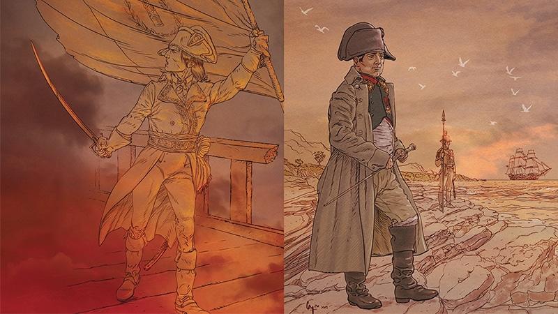Parution : Napoléon. L'enfant corse qui devient empereur