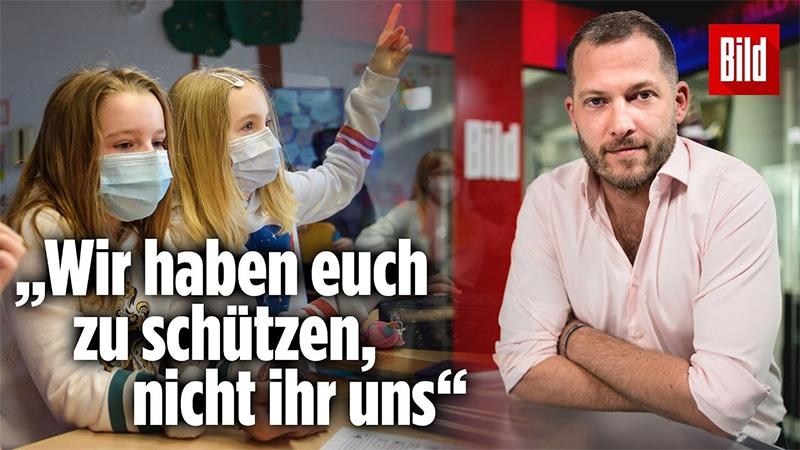 Covid-19. Le rédacteur en chef d'un grand média allemand attaque le gouvernement