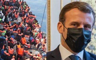En France, pas de passe sanitaire pour les immigrés