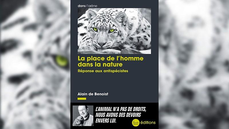 « Espèce d'animal ! » La réponse d'Alain de Benoist aux folies antispécistes