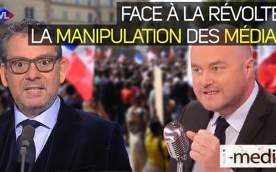 I-Média n°358 – Passe sanitaire : face à la révolte, les manipulations des médias