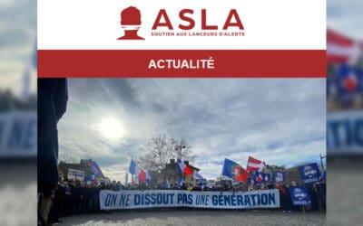 Le Conseil d'État confirme la dissolution des Identitaires – L'appel de l'ASLA