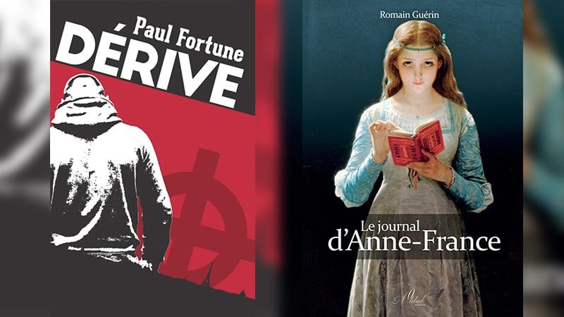 Deux jeunes écrivains face au déclin civilisationnel – « Dérive » et « Le journal d'Anne-France »