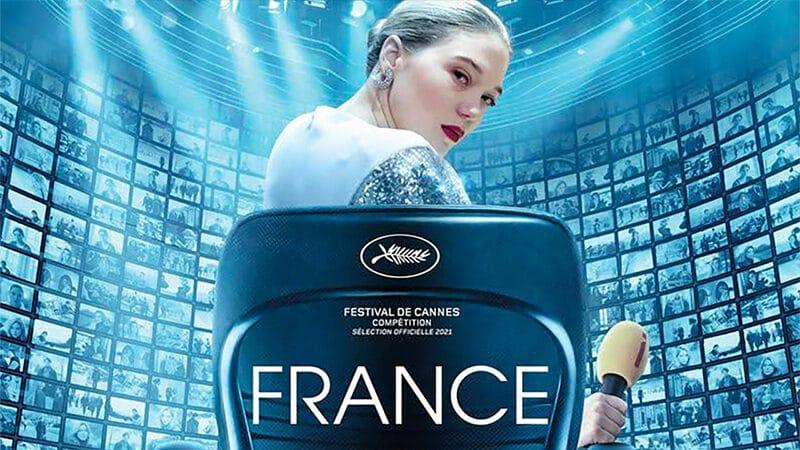 « France », un film de Bruno Dumont qui dénonce les médias du spectacle