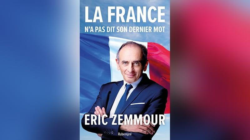 « La France n'a pas dit son dernier mot » – Éric Zemmour entretient le suspense