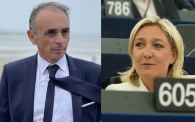 Zemmour versus Marine Le Pen – La diabolisation : s'y soumettre ou y faire face ?