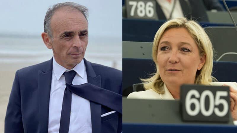 Zemmour versus Marine Le Pen - La diabolisation : s'y soumettre ou y faire face ?